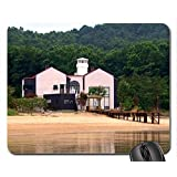 Full House Mouse Pad, Mousepad (Houses Mouse Pad)