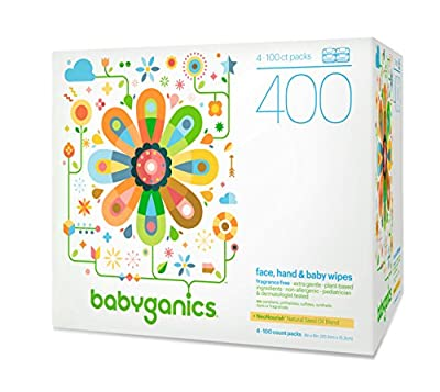 Babyganics Face, Hand & Baby Wipes, Fragrance Free by Babyganics that we recomend individually.