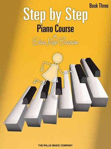 UPC 073999175370, Step by Step Piano Course (Book 3)