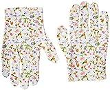 Bath Accessories Moisture Enhancing Gloves, Wildflower