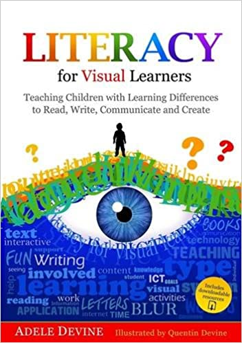 Literacy For Visual Learners Teaching Children With