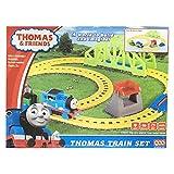 Happy Giftmart Trains With Loader Bridge And Changable Tracks