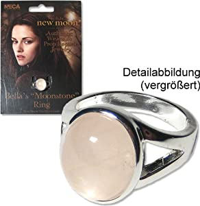 Amazon Com Twilight Saga Eclipse Bella S Moonstone Ring