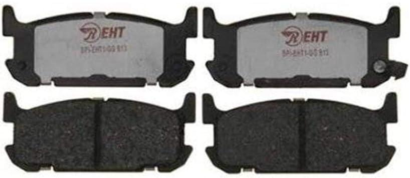 Disc Brake Pad Set-Element3 Hybrid Technology Front Raybestos EHT1737H
