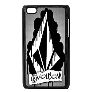 Ipod Touch 4 Phone Case Volcom F5I8267
