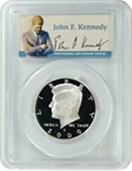 2009 Kennedy S Silver Half Dollar DCAM PCGS PR-69