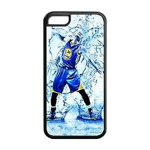 Custom Stephen Curry Basketball Series Iphone 5C Case JN5C-1198