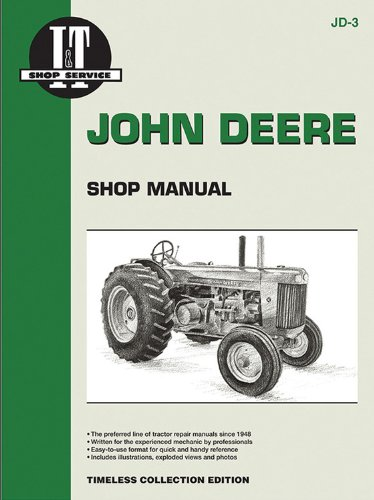 John Deere Model R Diesel (I & T Shop Service Manuals)