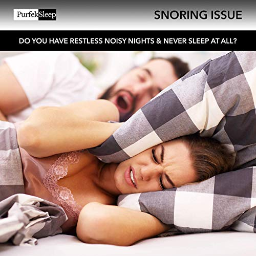 Anti Snoring Devices - Snoring Solution - Internal Nasal Dilator - Snore Solution Stopper - Nose Snore Device - 8 FDA Nose Vents - No BPA Stopper Nasal Dilators - E-Book Included