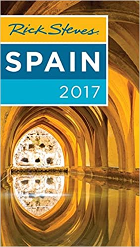 Rick Steves Spain and Portugal Map Including Barcelona Madrid and Lisbon