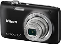 Nikon Coolpix S2800 20.1 MP Point and Shoot Digital Camera with 5x Optical Zoom from eBasket