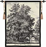 Black Poplar Wall Hanging - 40