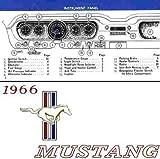 1966 Mustang Owner's Manual