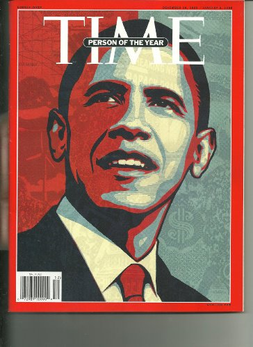 Time Magazine (December 29, 2008-January 5, 2009) (Double Issue) (Person of the Year Issue - Barack Obama)