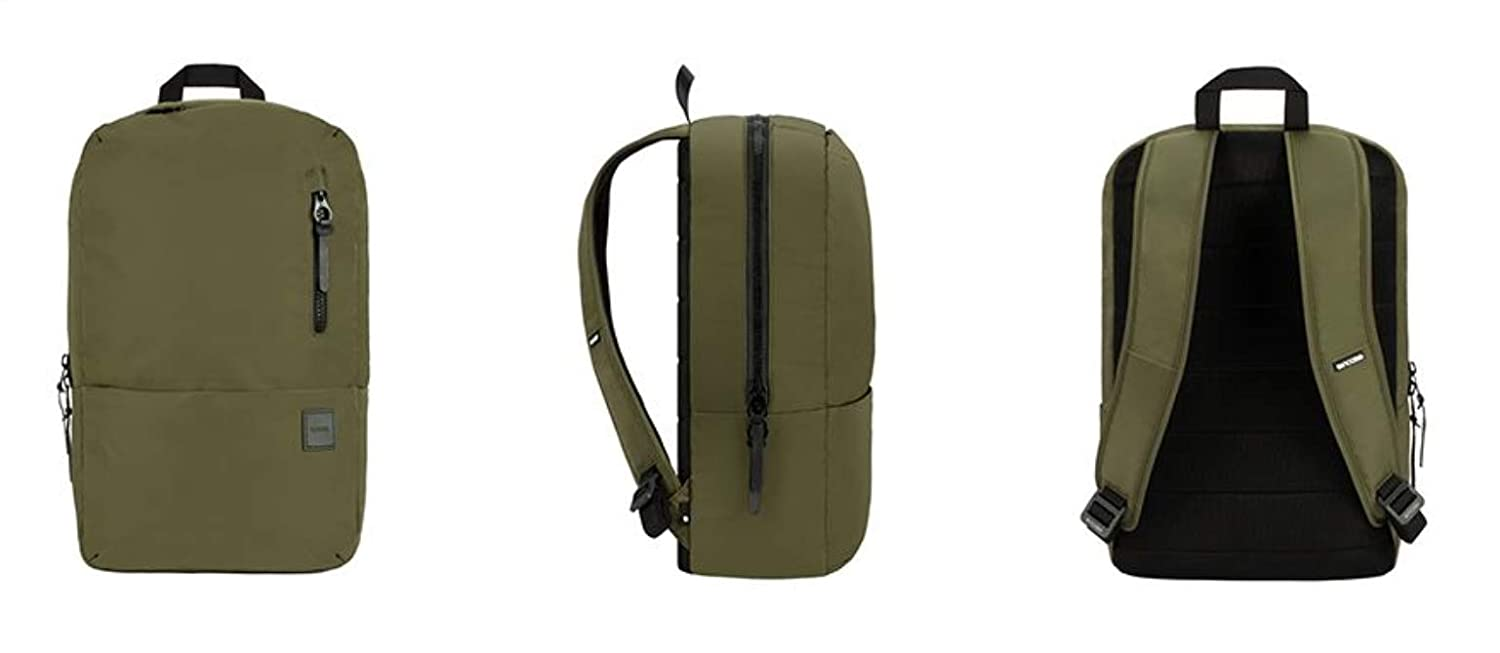 INCASE [インケース] - Compass FN Backpack w/Flight Nylon INCO100516-OLV (Olive) (並行輸入品)   B07QPXKBLN