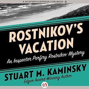 Rostnikov's Vacation Audiobook