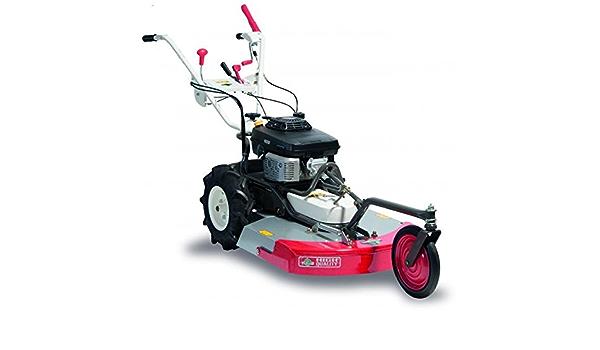 Orec sh61h – Cortapelos profesional – Desbrozadora térmica Motor Kawasaki FC 180 V – 4,5 kW: Amazon.es: Jardín