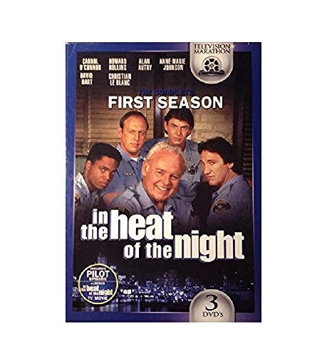 In The Heat of the Night: Complete First Season (Gift Box) (In The Heat Of The Night Complete Series)