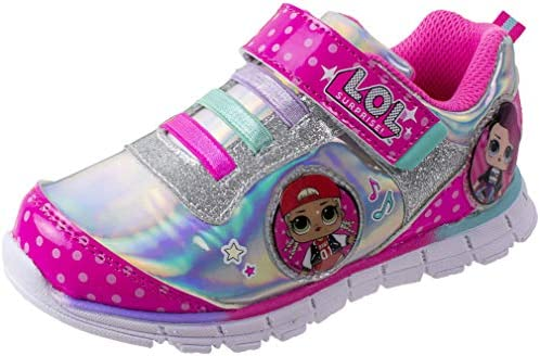 L.O.L. Surprise! Girls Sneakers, Light