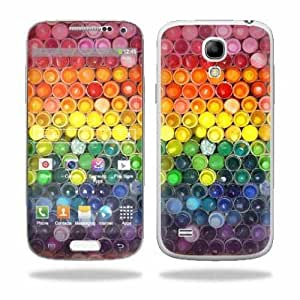 Protective Vinyl Skin Decal Cover for Samsung Galaxy S4 Mini I9190 Sticker Skins Color Me