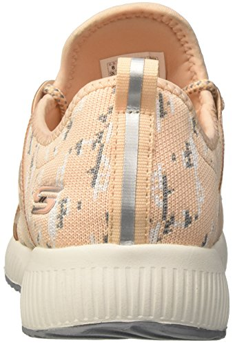 Squad Enfiler Baskets Bobs Femme Double Skechers Dare qf1Aw4wR