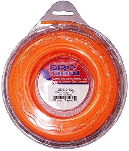 - ProGard OD130-1/2 Orange Diamond Line, 0.5 lb Donut