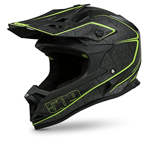 509 Altitude Helmet Lime (SM)