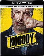 Nobody - 4K Ultra HD + Blu-ray + Digital