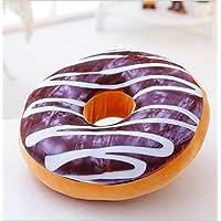 Kelaina Especial Donut Almohada cojín de Peluche para niñas Regalo de San Valentín