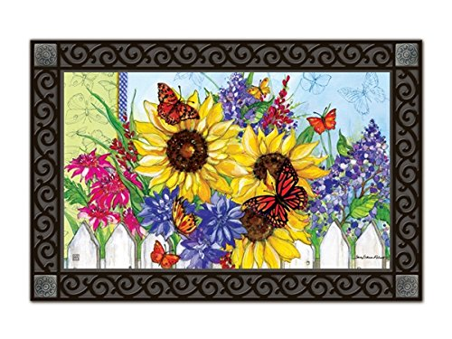 Blossom Giftware (Butterflies and Blossoms MatMates Doormat - 18