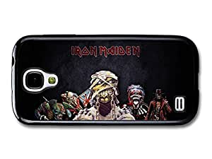 Iron Maiden Logo Monsters case for Samsung Galaxy S4 mini A6295 by mcsharks