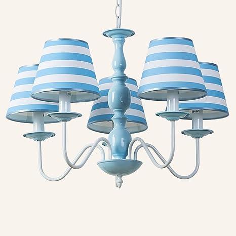 häng Extremos - Lámpara de techo infantil 5 focos araña ...