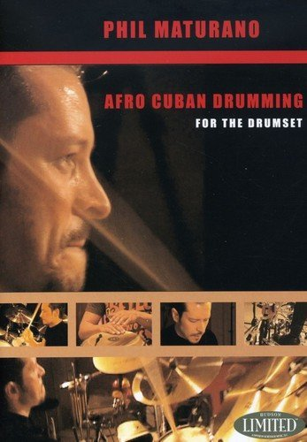 DVD : Phil Maturano - Afro-cuban Drumming (DVD)