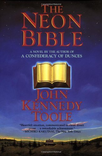 The Neon Bible by John Kennedy Toole (1994-01-12)