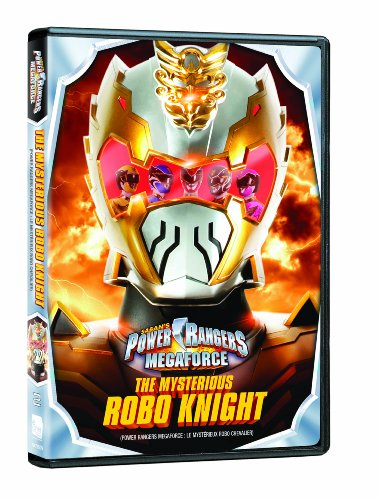 Power Rangers Megaforce: Mysterious Robo Knight V2 -