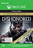 Dishonored: The Death of the Outsider Deluxe Edition - Xbox One [Digital Code]