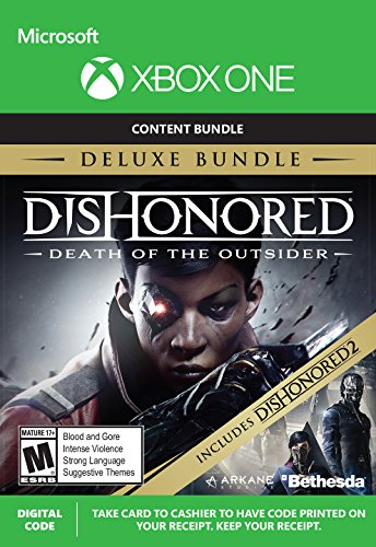 Dishonored: The Death of the Outsider Deluxe Edition - Xbox One [Digital Code] by Bethesda