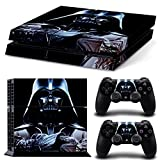 FriendlyTomato PS4 Console and DualShock 4 Controller Skin Set – Star Warrior – PlayStation 4 Vinyl VII 7 Review
