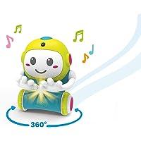 Smoby 7600190101WEB Smart Robot - Robot (1,2,3 Pulgadas)
