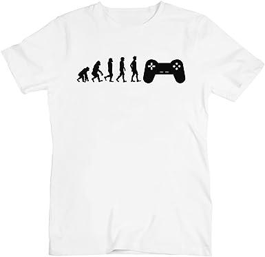 IDcommerce Worlds Okayest Gamer Funny Gamepad Design Mens T-Shirt Medium Gray