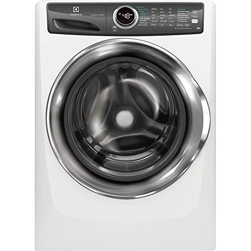 Electrolux 27 Inch Front Load Washer with 4.3 cu. ft. Capacity, 9 Wash Cycles, in White