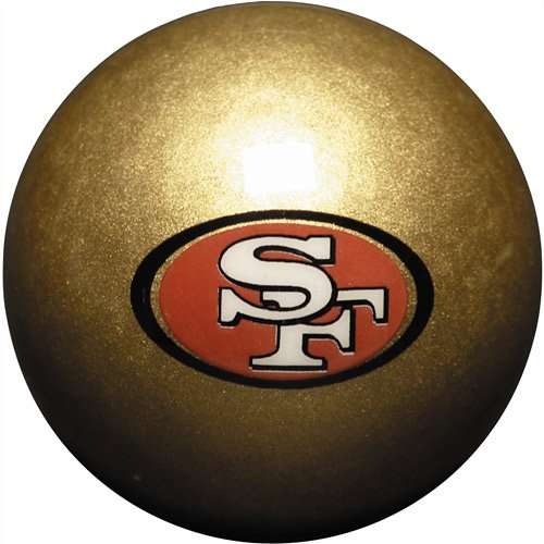 NFL San Francisco 49ers Billiards Ball Set by Imperial