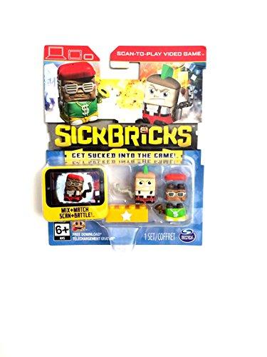 Sick Bricks Double Pack Theme 8 Action - Shades Sick