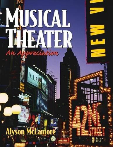 Musical Theater:Appreciation