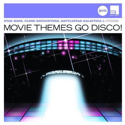 Movie Themes Go Disco! (Jazz Club) by The Love Unlimited Orchestra, Meco, Rhythm Heritage, Giorgio Moroder, Lalo Schif (2010-03-30) (3 The Rhythm Of Love Theme Music)