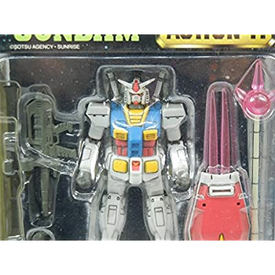 Gundam MSIA RX-78-2 1 Year war in 0079 Action Figure by Bandai: Toys & Games