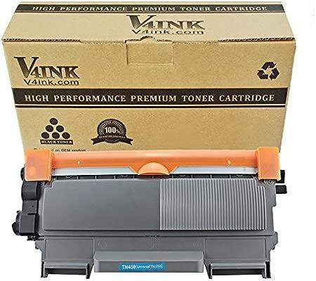 V4ink 1 x Compatible Cartucho de tóner TN2220 para Brother HL ...