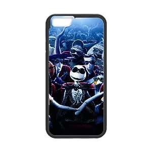iPhone 6 Plus 5.5 Inch Case Covers Black Jack Skellington Z2NN