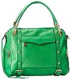 Rebecca Minkoff Cupid H422I001 Shoulder Bag,Green,One Size, Bags Central
