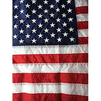 Amazon 8x12 best commercial grade nylon american flag 8x12 8x12 best commercial grade nylon american flag 8x12 us flag made in the publicscrutiny Image collections